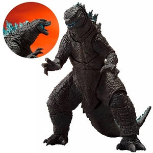 PREORDER - Godzilla Vs. Kong 2021 Godzilla S.H.Monsterarts Action Figure