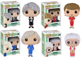 Funko Pop! - Television Series - The Golden Girls Set (4 Pops)