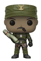 Funko Pop! - Halo - Sgt. Johnson #08 CHASE