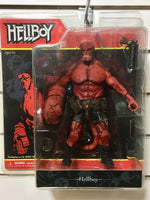 Mezco - Hellboy In Mike Mignola Packaging - Action Figure (with gritted teeth)