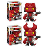 Funko Pop! - Comic Series - Hellboy With Jacket - CHASE COMBO!