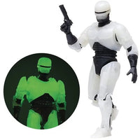 HIYA Toys - RoboCop Glow-In-The-Dark 1:18 Scale Action Figure - Halloween Comic Fest 2020 PX Exclusive