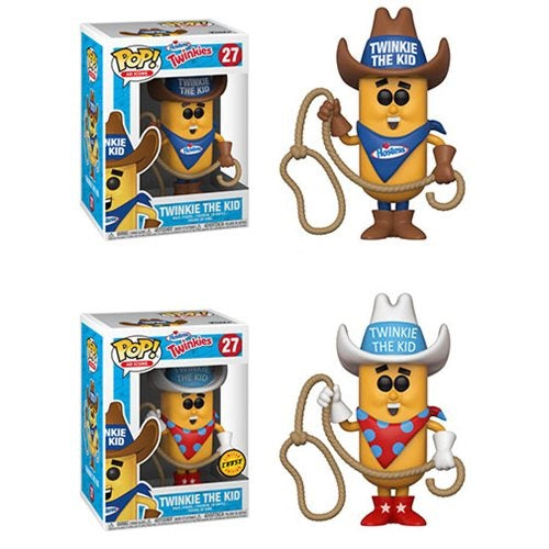 Funko Pop! - Hostess Twinkie The Kid #27 CHASE Combo