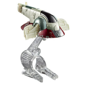 Star Wars - Hot Wheels - Boba Fett's Slave 1 With Flight Navigator