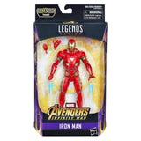 Marvel Legends - Avengers Infinity War - Iron Man BAF Thanos