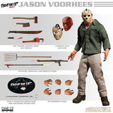 Mezco - One:12 Collective Action Figures - Jason Voorhees (Friday the 13th)