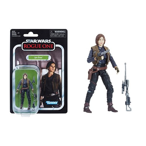 Star Wars - The Vintage Collection - Jyn Erso (Rogue One)