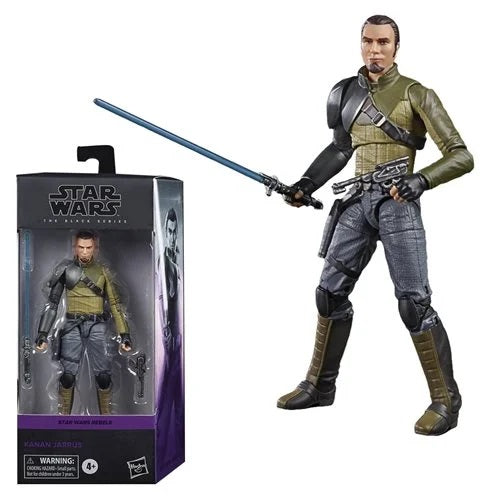 Star Wars - Black Series Galaxy - Kanan Jarrus