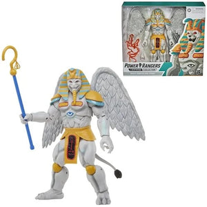Power Rangers - Mighty Morphin Lightning Collection - King Sphinx