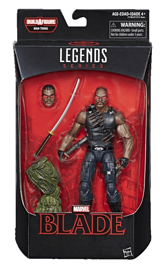 Marvel Legends - Netflix Marvel Knights - Blade