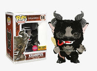 Funko Pop - Holiday Series - Krampus #14 -Flocked Hot Topic Exclusive