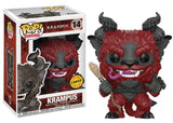 Funko Pop - Holiday Series - Krampus #14 CHASE