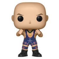 Funko Pop! - WWE - Kurt Angle in Ring Gear #55