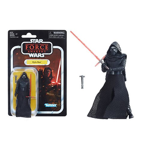 Star Wars - The Vintage Collection - Kylo Ren (TFA)