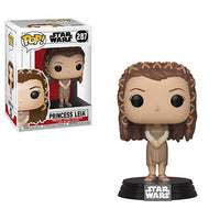 Funko Pop! - Star Wars - Return of the Jedi - Ewok Village Leia #287