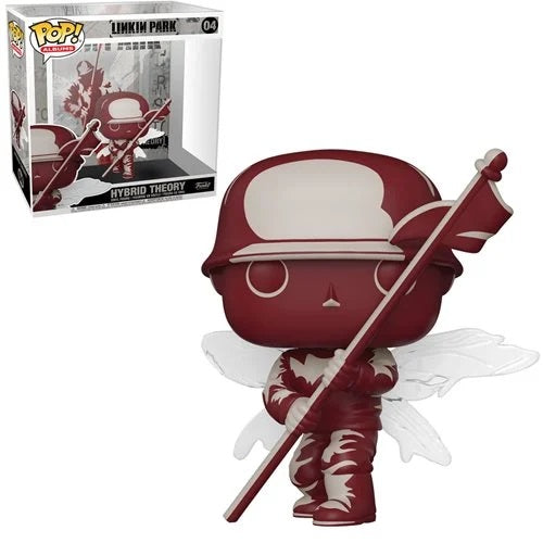 PREORDER - Funko Pop - Album Series - Linkin Park Hybrid Theory Pop! Album Figure with Case