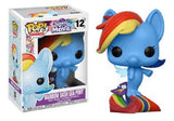 Funko Pop - My Little Pony - Rainbow Dash Sea Pony #12