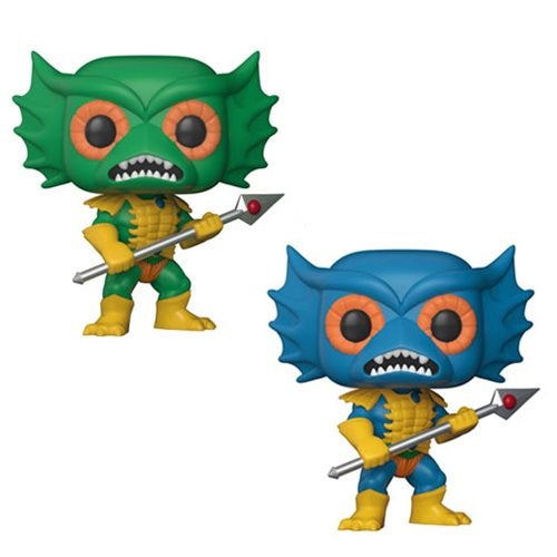 Funko Pop! - Masters of the Universe - Merman #564 CHASE COMBO