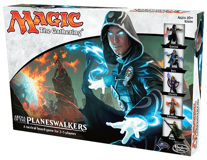 Magic: The Gathering Arena of the Planeswalkers Tactical Board Game