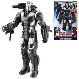 Marvel - Captain America Civil War War Machine Electronic Titan Hero Talking 12-Inch Action Figure