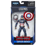 Marvel Legends - Captain America Civil War - Captain America BAF Giant Man *PRE-OWNED*
