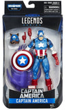Marvel Legends - Captain America - Captain America BAF Red Skull