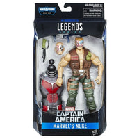 Marvel Legends - Captain America - Marvel's Nuke BAF Giant Man