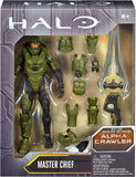 Halo - Alpha Crawler BAF Series - Master Chief 6 Inch Figure