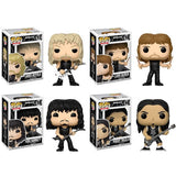 Funko Pop! - Music Series - Metallica Set (4 Pops)