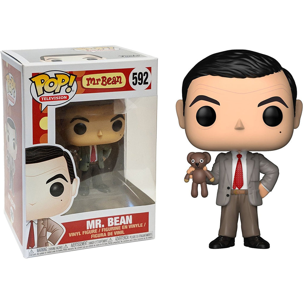 Funko Pop! - Television Series - Mr. Bean #592