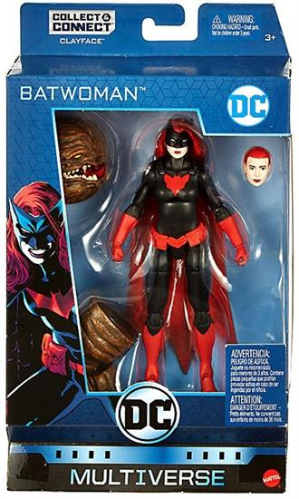 DC - DC Comics Multiverse - Batwoman (Rebirth) Figure - Clayface Wave
