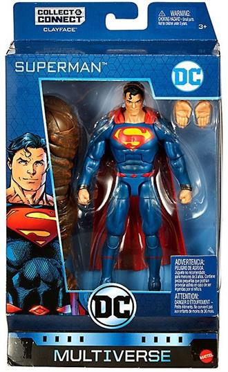 DC - DC Comics Multiverse - Superman (Rebirth) Figure - Clayface Wave