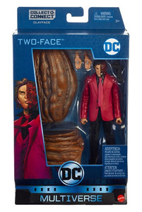 DC - DC Comics Multiverse - Two-Face (Rebirth) Figure - Clayface Wave