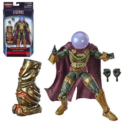 Marvel Legends - Spider-Man Far From Home  - Mysterio