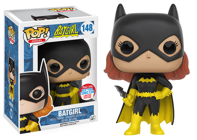 Funko Pop! - NYCC 2016 Exclusive - Batgirl #148