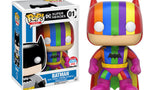 Funko Pop! - NYCC 2016 Exclusive - DC Super Hereos Batman (Rainbow) #01