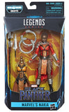 Marvel Legends - Black Panther Movie - Marvel's Nakia BAF Okoye