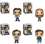 Funko Pop! - Office Space Set (4 Pops)
