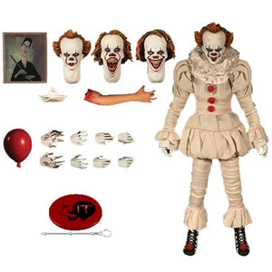 Mezco - One:12 Collective Action Figures - IT 2017 Pennywise