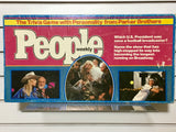 Vintage - People Weekly Trivia Game by Parker Brothers (1984)