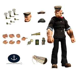 Mezco - One:12 Collective Action Figures - Popeye