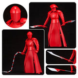 Star Wars - Kotobukiya - The Last Jedi Elite Praetorian Guard ArtFX+ Statue 2 Pack