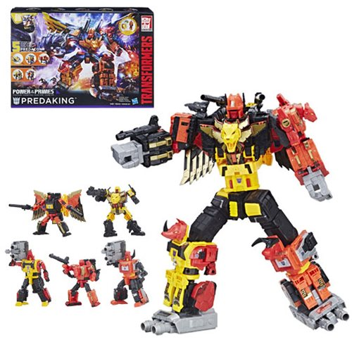 PREORDER - Transformers - Generations - Power of the Primes Predaking