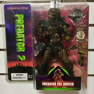 McFarlane Toys - Predator 2 - Predator The Hunter Figure (2004)