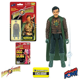 Bif Bang Pow - Flash Gordon Movie Series - Prince Barin Limited Edition - EE Exclusive