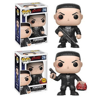 Funko Pop! - Marvel - Punisher #216 - CHASE COMBO!