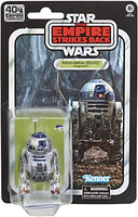 PREORDER - Star Wars - Empire Strikes Back 40th Anniversary Black Series Figure - R2-D2 Artoo Detoo Dagobah)