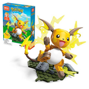 Mega Construx - Pokemon - Raichu Power Pack