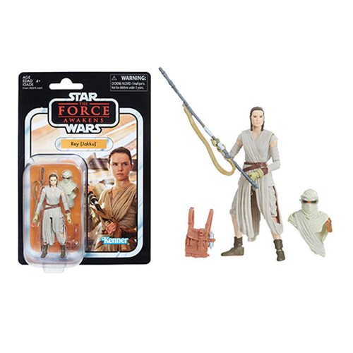 Star Wars - The Vintage Collection - Rey (TFA)