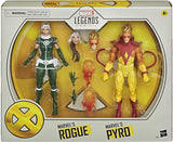 Marvel Legends - X-Men Series - Rogue And Pyro Set
